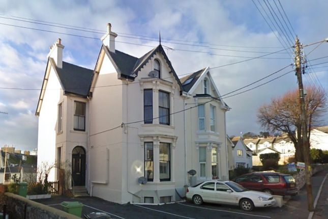 Thumbnail Flat to rent in Hermosa Road, Teignmouth