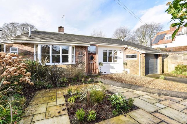 Thumbnail Detached bungalow for sale in The Drive, Chichester