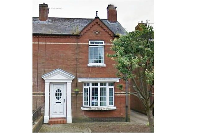 Thumbnail End terrace house for sale in St Georges Gardens, Belfast, County Antrim