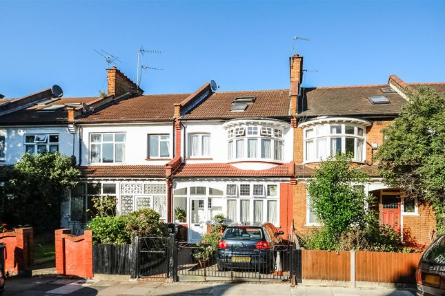 5 bed terraced house for sale in Briarwood Road, London