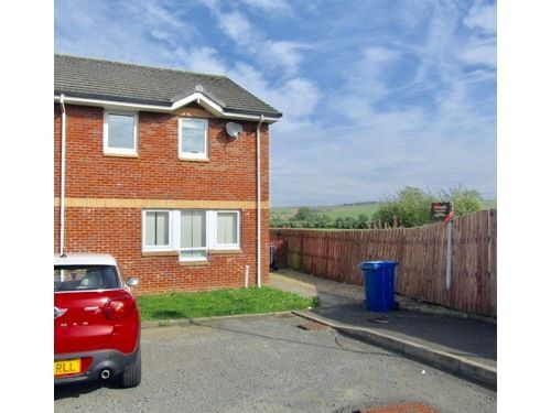 Thumbnail End terrace house to rent in Coupla Gate, New Cumnock