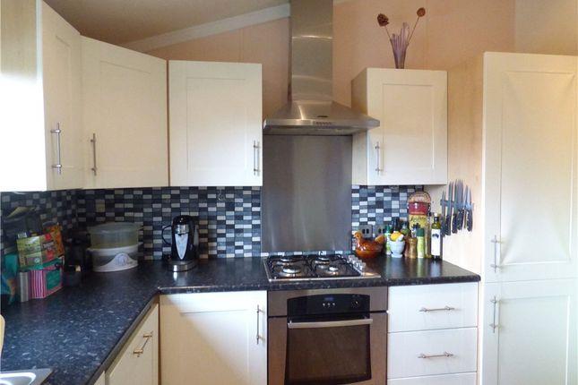 Kitchen of Tarn House Holiday Park, Stirton, Skipton BD23