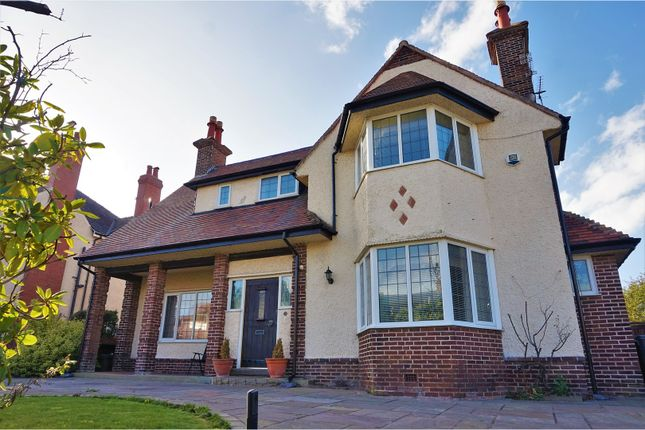 Thumbnail Detached house for sale in Windsor Road, Lytham St. Annes