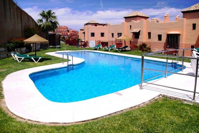 Piscina2-02 of Spain, Málaga, Mijas, Calahonda