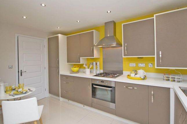 """Thumbnail Detached house for sale in """"Morpeth"""" at Zone 4, Burntwood Business Park, Burntwood"""