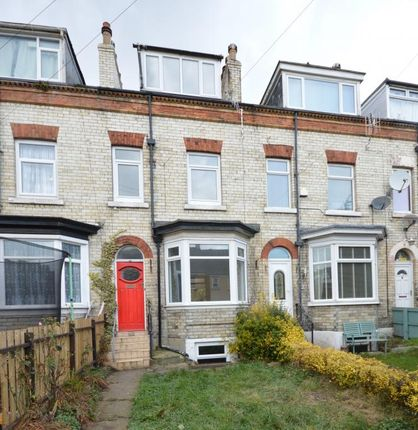 Thumbnail Terraced house to rent in Gladstone Road, Scarborough, North Yorkshire