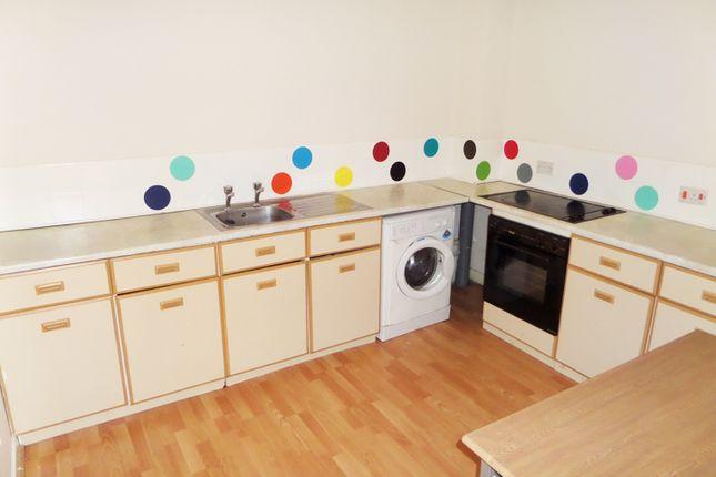 Thumbnail Flat to rent in Church Street, Abertillery