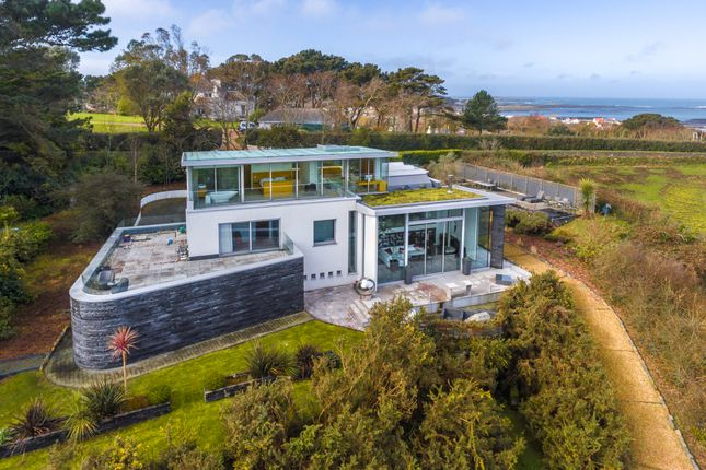 Thumbnail Detached house for sale in Rue Du Hamel, Castel, Guernsey