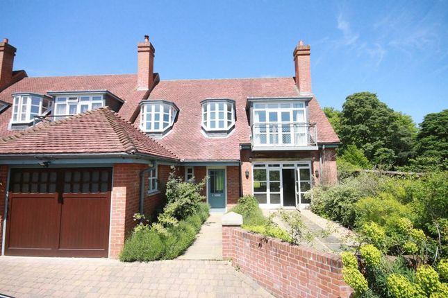 Thumbnail End terrace house to rent in Goldings Private Estate, Hertford, Hertfordshire.