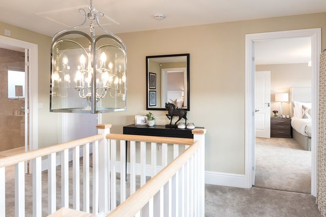 """4 bedroom detached house for sale in """"Richmond"""" at Park View, Bassaleg, Newport"""