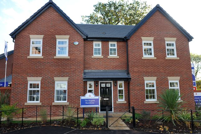 """Thumbnail Detached house for sale in """"The Hogarth"""" at D'urton Lane, Broughton, Preston"""