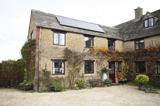 Thumbnail Cottage to rent in The Annexe, Lower Stanton St Quinton