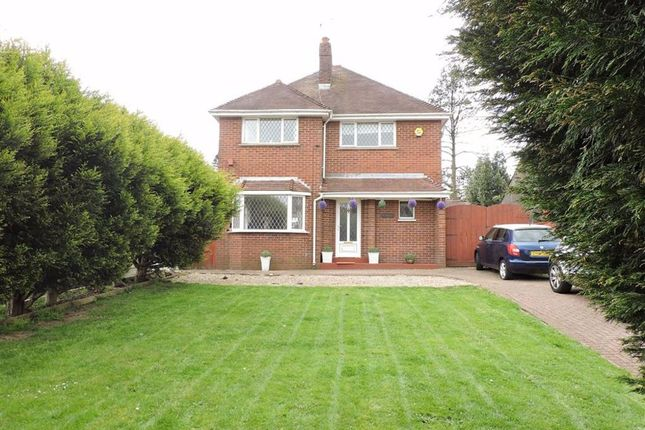 Thumbnail Detached house for sale in Llangyfelach Road, Treboeth, Swansea