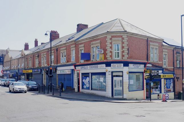Thumbnail Commercial property to let in Adelaide Terrace, Benwell, Newcastle Upon Tyne