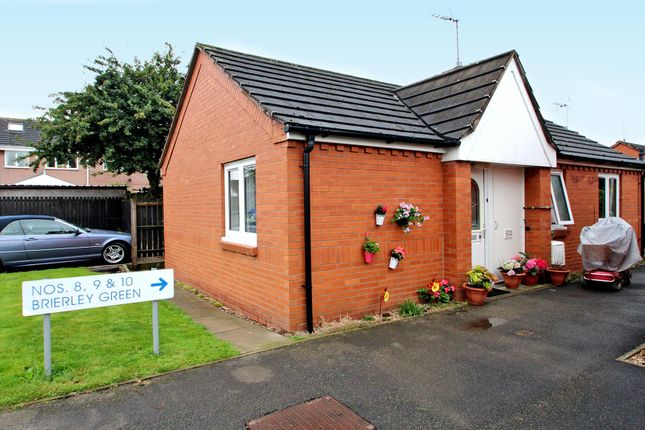 Thumbnail Terraced bungalow for sale in Brierley Green, Netherfield, Nottingham
