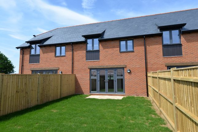 Thumbnail Terraced house for sale in Greenwood Close, New Milton, Hampshire