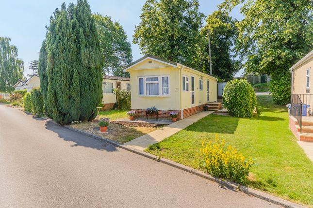 Willows Riverside Park Windsor Sl4 1 Bedroom Mobile Park Home For Sale 44231650 Primelocation