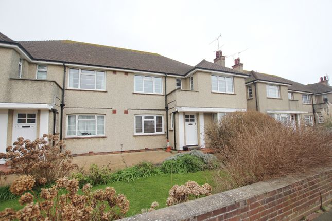 Thumbnail Flat to rent in Anscombe Road, Worthing