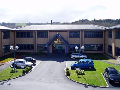 Thumbnail Office to let in Britannia House, Caerphilly Business Park, Caerphilly