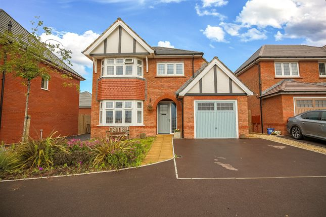 Thumbnail Detached house for sale in Great Spring Road, Sudbrook, Caldicot