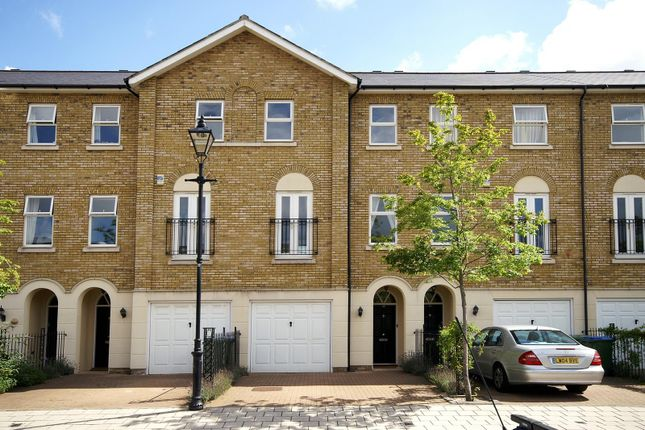 Thumbnail 3 bed terraced house to rent in Williams Grove, Long Ditton, Surbiton