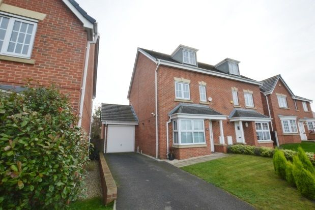 Thumbnail Semi-detached house to rent in Halesworth Road, Handsworth, Sheffield