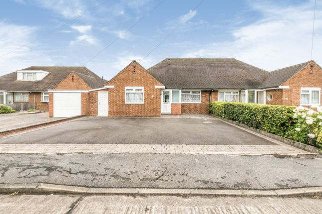 Semi-detached bungalow for sale in Glenside Avenue, Solihull