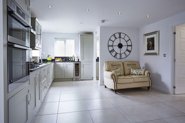 """Thumbnail Detached house for sale in """"Alnwick"""" at Prestleigh Road, Evercreech, Shepton Mallet"""