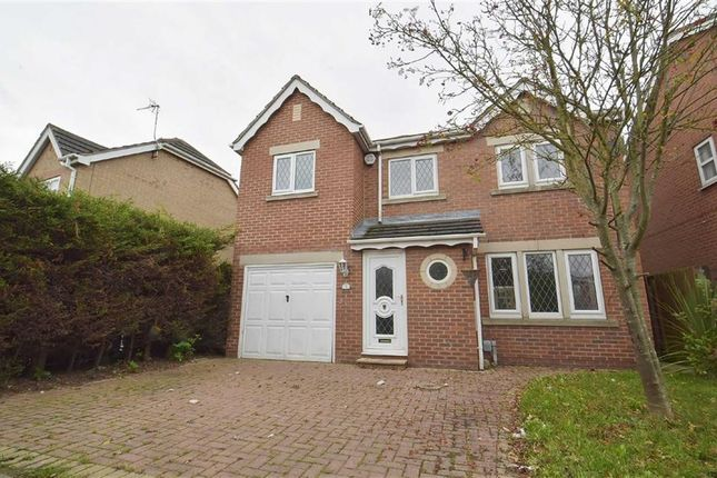 Thumbnail Detached house to rent in Navigation Way, Victoria Dock, Hull