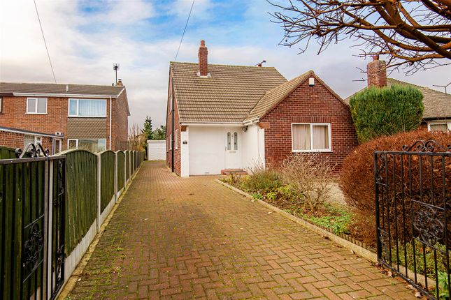 Thumbnail Detached bungalow for sale in Poplar Avenue, Castleford
