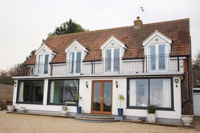 Thumbnail Property to rent in The Droveway, St. Margarets Bay, Dover