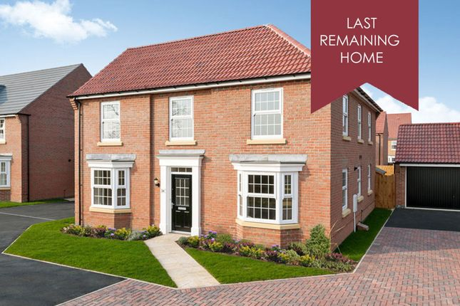 "Thumbnail Detached house for sale in ""Eden"" at Melton Road, Edwalton, Nottingham"