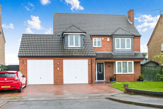 Thumbnail Detached house for sale in Steeple View, March
