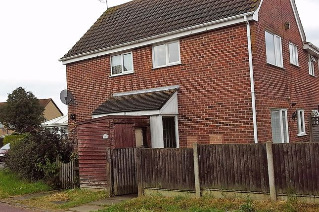Thumbnail Terraced house to rent in Coniston Drive, Aylesham, Canterbury