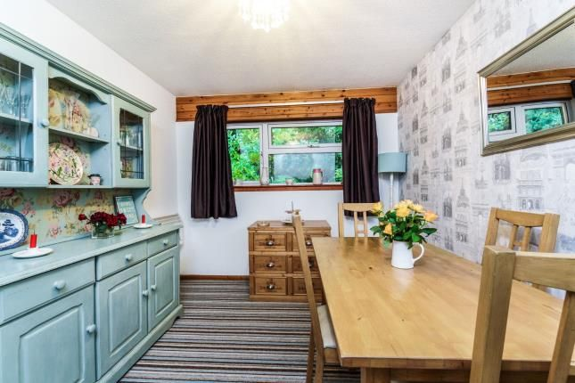 Dining Room of Honicombe Park, St Ann's Chapel, Callington PL17
