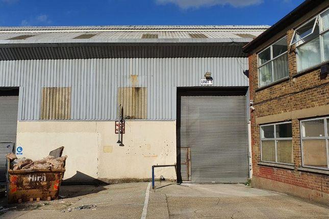 Thumbnail Industrial to let in Unit 1 East 10 Enterprise Park, Argall Way, Leyton, London