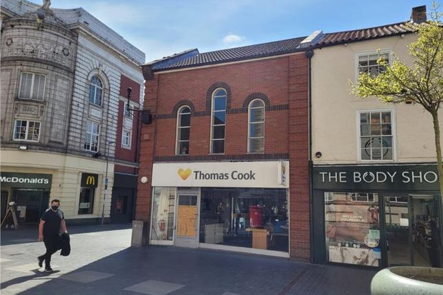 Thumbnail Retail premises for sale in 40-40A Victoria Street, Grimsby, Lincolnshire