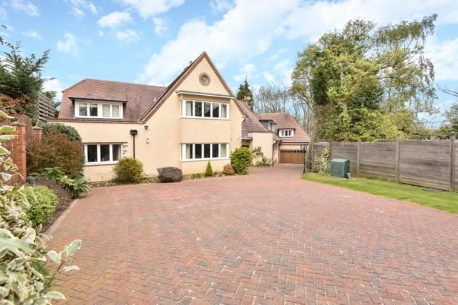 Thumbnail Detached house for sale in Homestead Road, Chelsfield Park