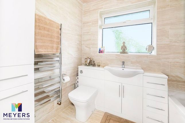 Bathroom of Evering Avenue, Alderney, Poole BH12