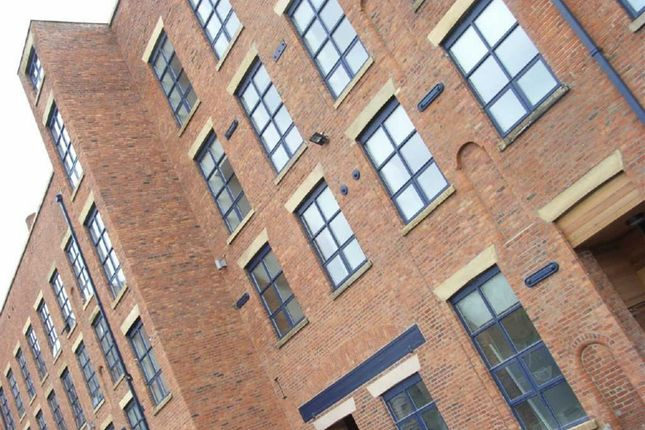 1 bed flat to rent in Vulcan Mill, Malta Street, Manchester City Centre, Manchester, Greater Manchester