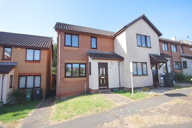 Thumbnail End terrace house to rent in Greene View, Braintree
