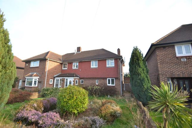 Semi-detached house for sale in Hatton Green, Feltham