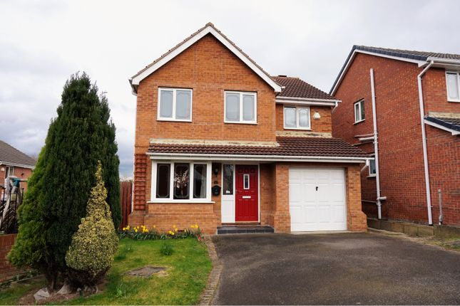Thumbnail Detached house for sale in Priory Ridge, Wakefield