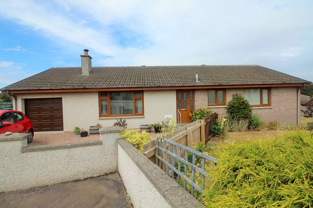 Thumbnail Detached bungalow for sale in Golf Crescent, Forres