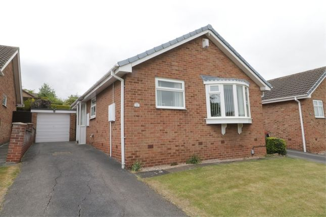 Thumbnail Detached bungalow for sale in Woodfoot Road, Moorgate, Rotherham, South Yorkshire