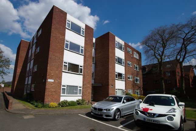Thumbnail Flat for sale in Castlebar Park, London