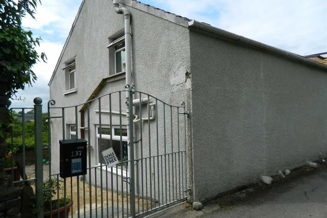Thumbnail End terrace house for sale in Kilvey Road, St. Thomas, Swansea