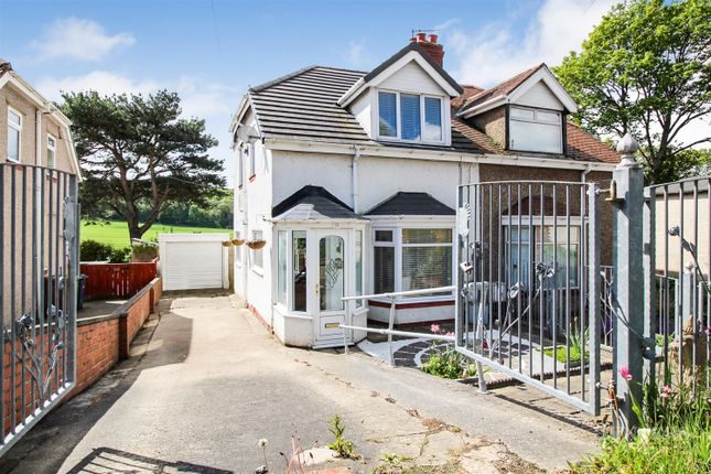 1 bed semi-detached house for sale in St Aidans Terrace, New Herrington, Sunderland DH4