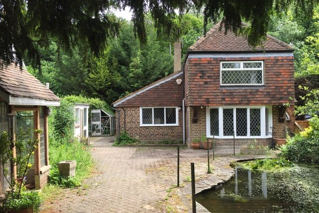 Thumbnail Detached house for sale in Dovers Green Road, Reigate, Surrey