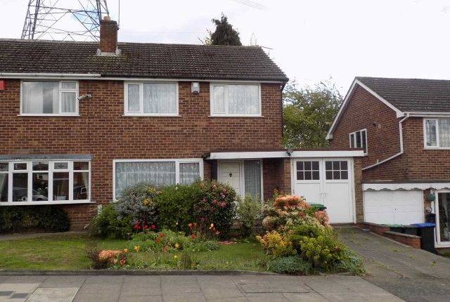 Thumbnail Semi-detached house for sale in Sycamore Road, Great Barr, Birmingham